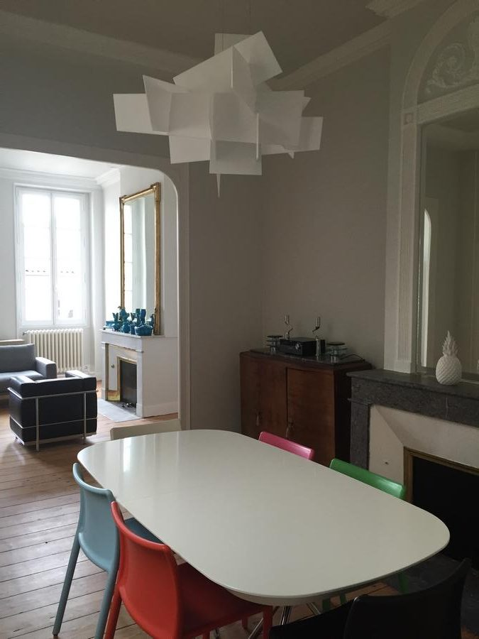 Appartement, Triangle d'Or