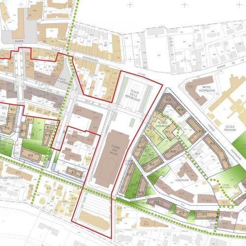 Coeur de ville 2005 SAINT-MEDARD-EN JALLES (33)