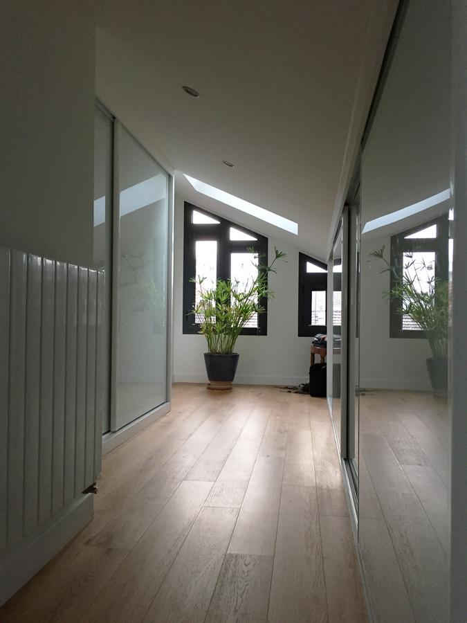 Surélévation d'une maison d'habitation