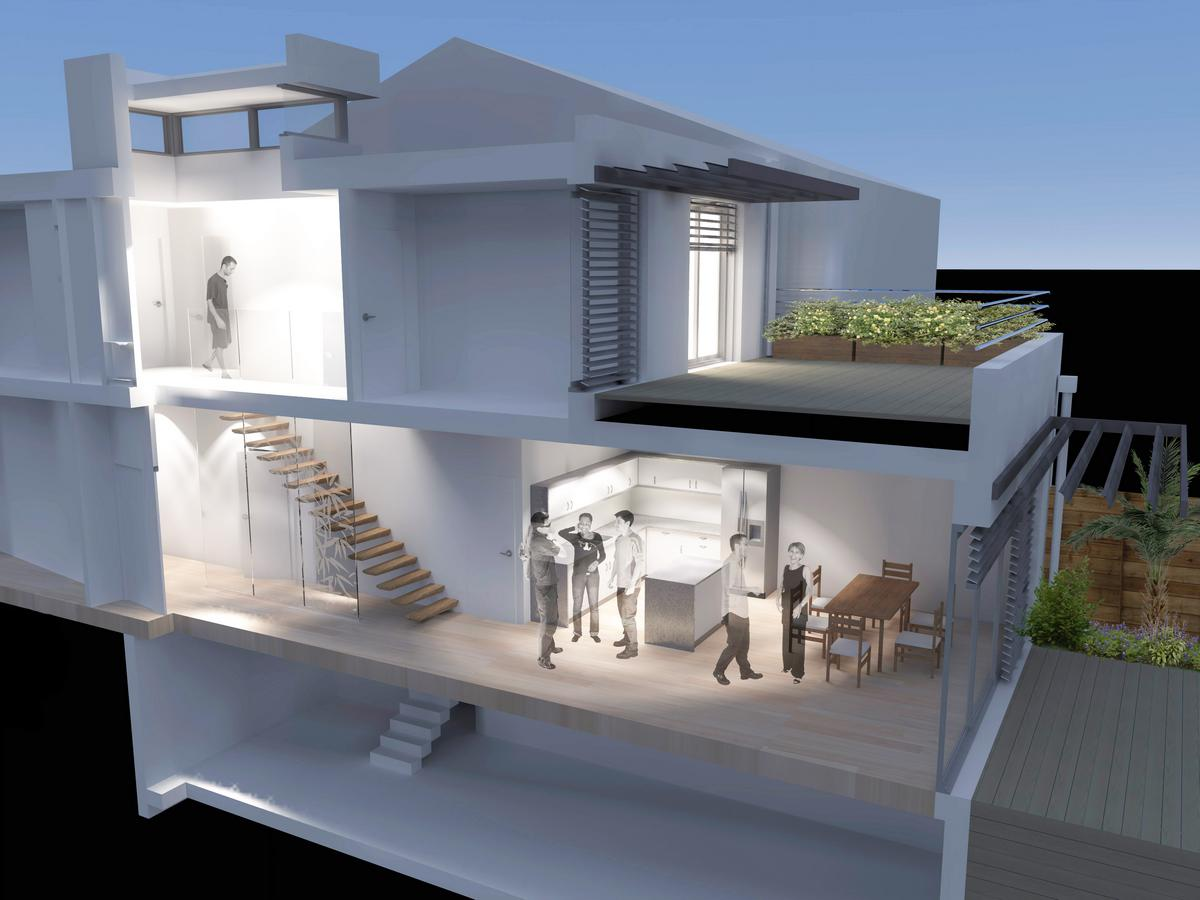 Maison d'habitation Mérignac