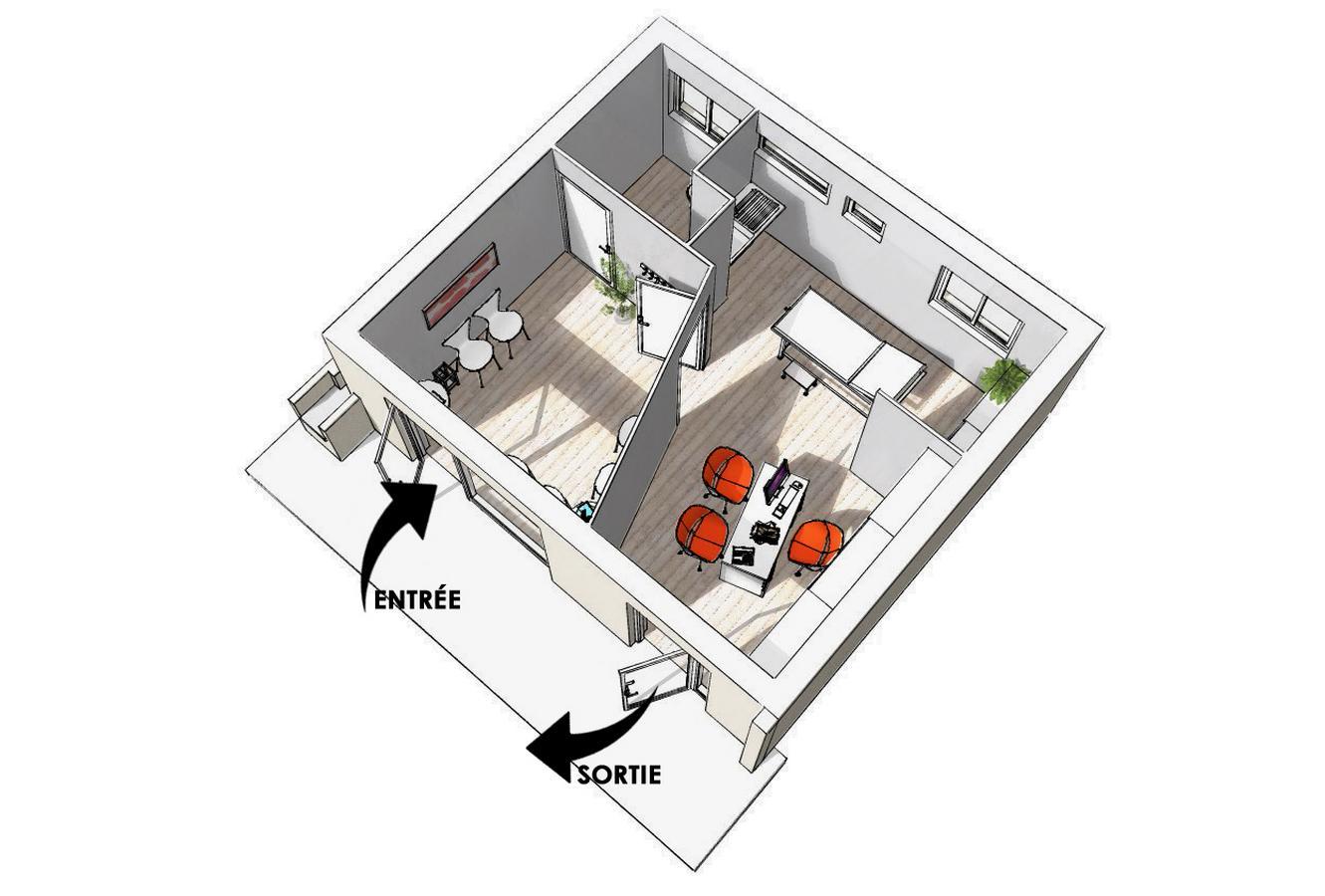 Cabinets médicaux SAINT CIERS-SUR-GIRONDE (33)